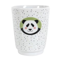 Ava&Yves Porzellanbecher Panda Kindergeschirr Kinderbecher - zuckerfrei | Kids Concept Store