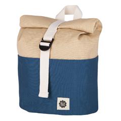 Blafre Rolltop Kinderrucksack blau Kindergartenrucksack - zuckerfrei | Kids Concept Store