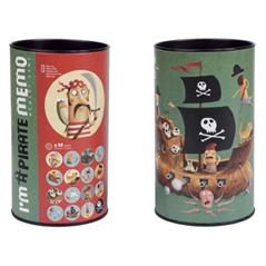 Londji I'm A Pirate Memo - zuckerfrei | Kids Concept Store