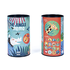 Londji My Jungle The Jungle Memo - zuckerfrei | Kids Concept Store