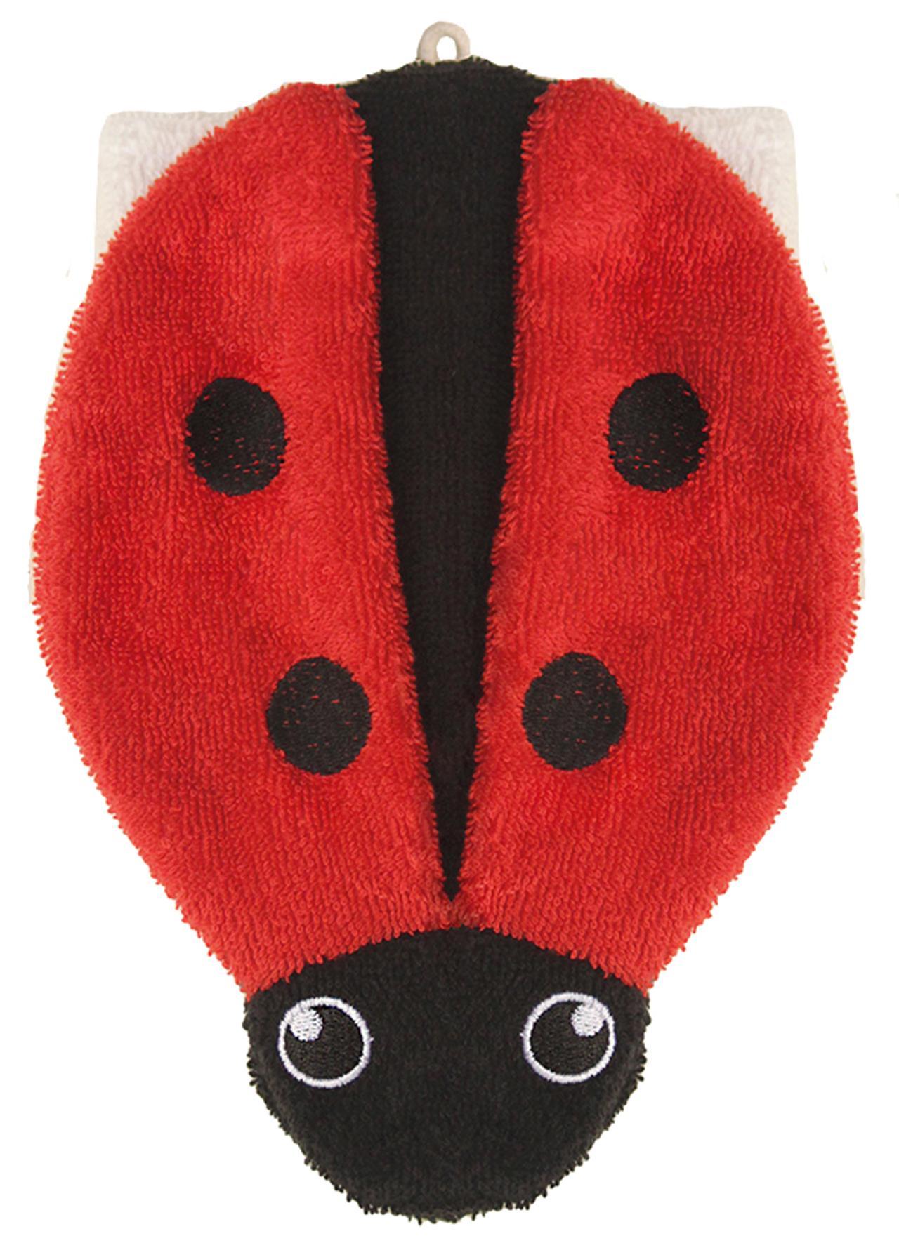Fürnis Tier-Waschlappen Maus Bio-Baumwolle - zuckerfrei | Kids Concept Store