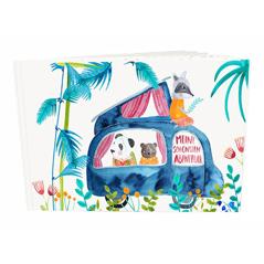 Frau Ottilie Reisetagebuch Meine schönsten Abenteuer - zuckerfrei | Kids Concept Store