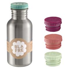 Blafre Edelstahl Trinkflasche 500ml für Kindergartenrucksack  - zuckerfrei | Kids Concept Store
