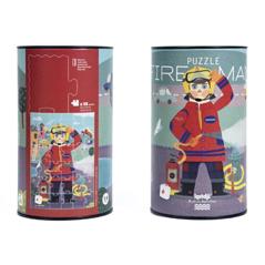 Londji Fireman Feuerwehr Kinder-Puzzle - zuckerfrei | Kids Concept Store