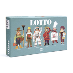 Londji I Want To Be Lotto - zuckerfrei | Kids Concept Store