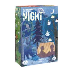 Londji Night&Day Puzzle Wendepuzzle - zuckerfrei | Kids Concept Store
