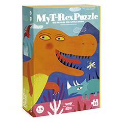 Londji My T-Rex Dinosaurier Kinder-Puzzle - zuckerfrei | Kids Concept Store