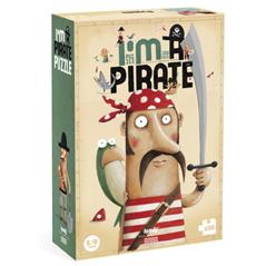Londji I'm A Pirate Puzzle - zuckerfrei | Kids Concept Store