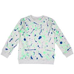 Freh Kinder-Sweatshirt Pullover handmade Bio-Baumwolle - zuckerfrei | Kids Concept Store