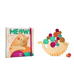 Londji Meow! Stapelspiel Balancing Game - zuckerfrei | Kids Concept Store