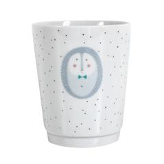Ava&Yves Porzellanbecher Igel Kindergeschirr Kinderbecher - zuckerfrei | Kids Concept Store