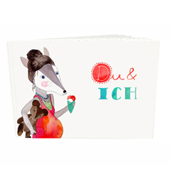 Frau Ottilie Schwangerschaftsbuch - zuckerfrei | Kids Concept Store