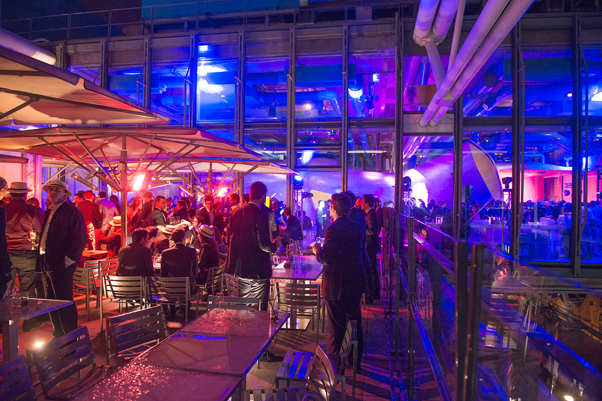 Soirée privée Group ALTEN au centre Georges Pompidou à Paris