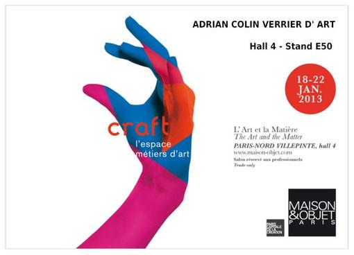 Salon Maison & Objet parc des expositions Villepinte