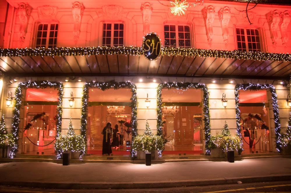 """Soirée """"The Best 2015"""" au Salons Hoche à Paris organisée par Massimo Gargia"""