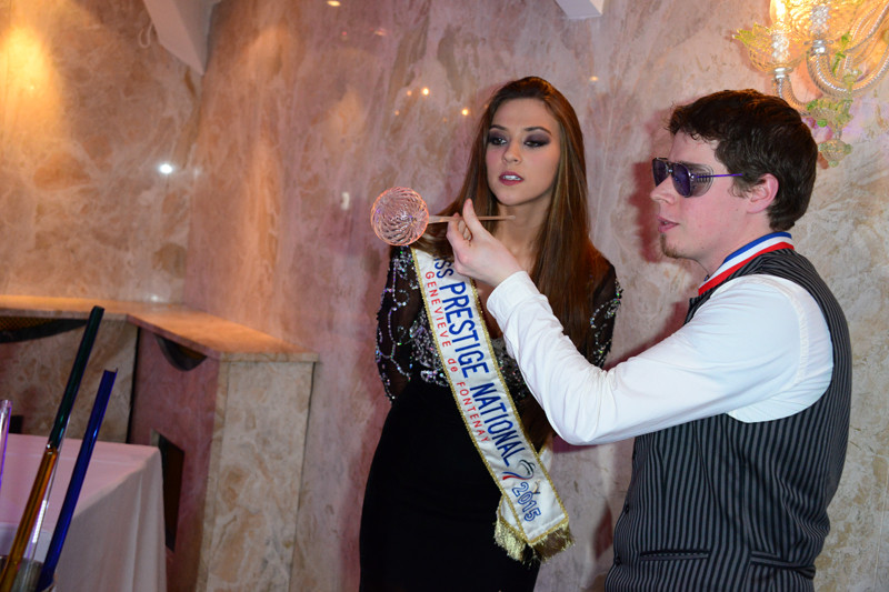 """Soirée """"The Best 2015"""" avec Margaux Deroy Miss Prestige National"""