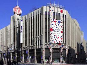 Exposition de mes réalisations au Japon par la structure Carte Blanche