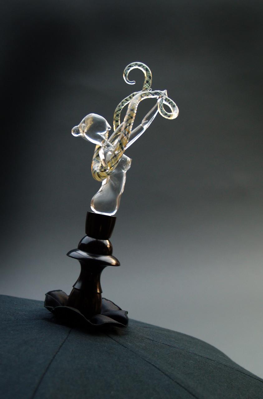 Ombrelle détail en collaboration avec S. Orion et J.R. Scordia
