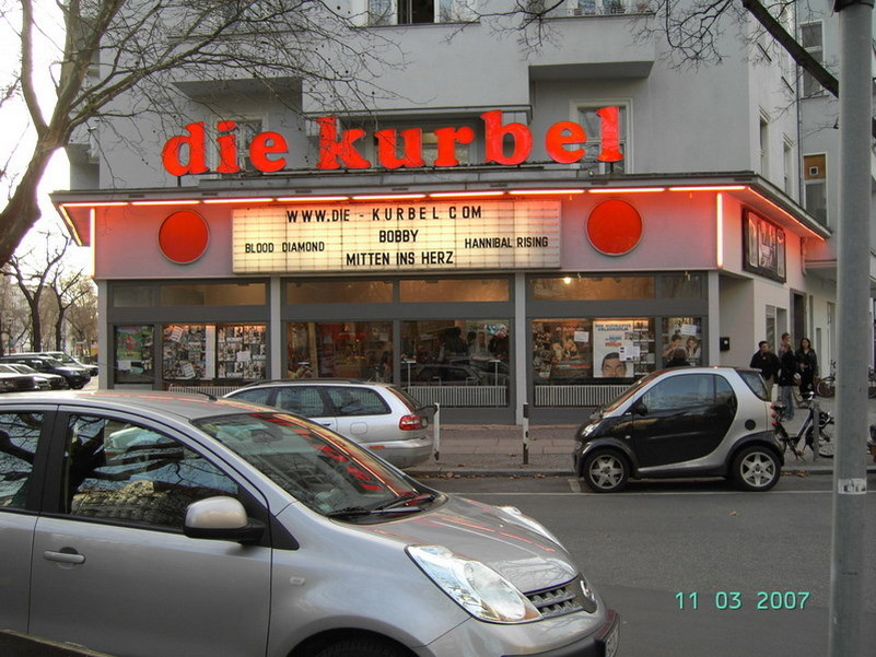"""Die """"Kurbel"""""""