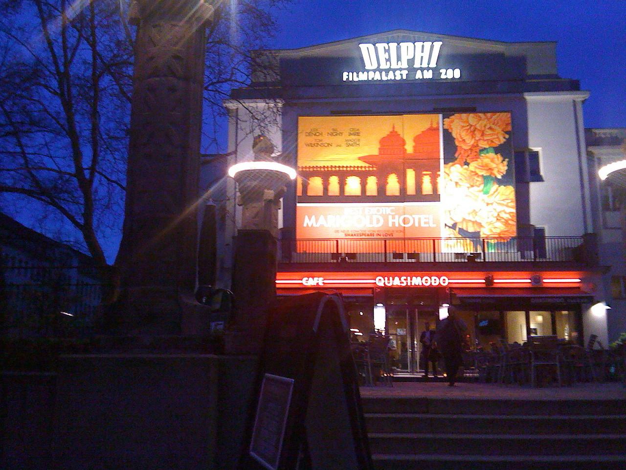 Der Delphi-Filmpalast