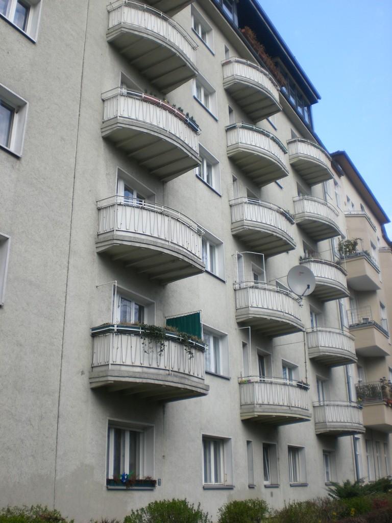 Johann-Georgstraße 1 a- knapp 2 Jahre im 5. Stock mein Domizil