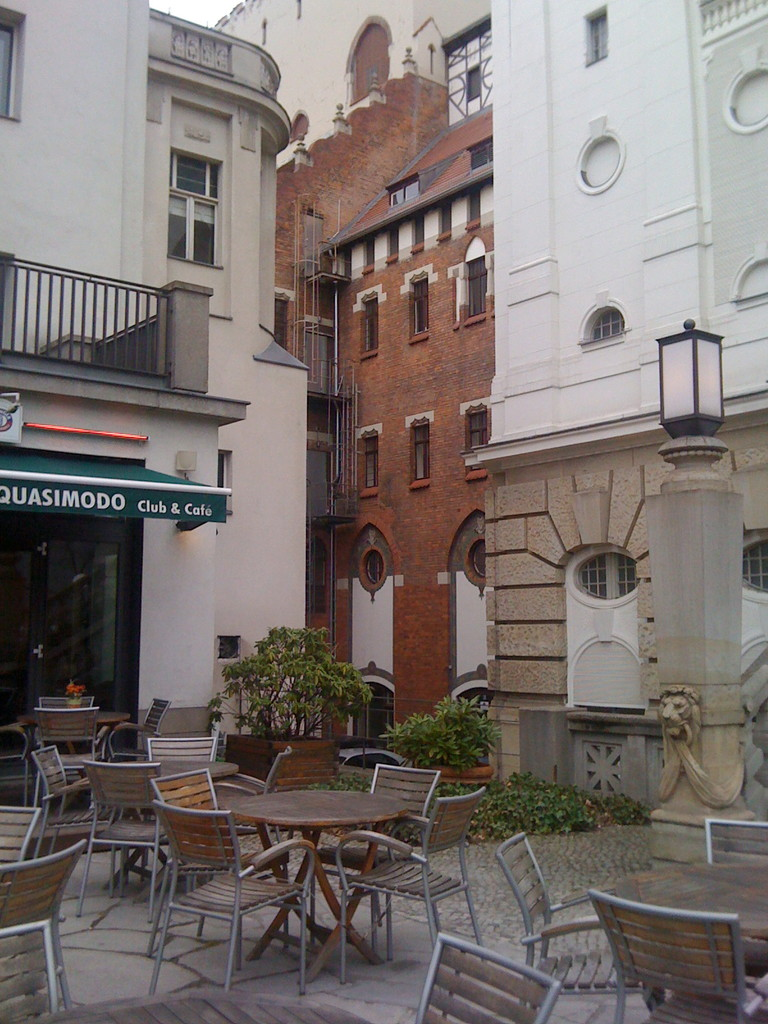 Quasimodo-Café