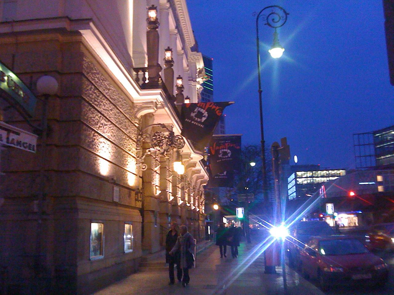 Das Theater des Westens