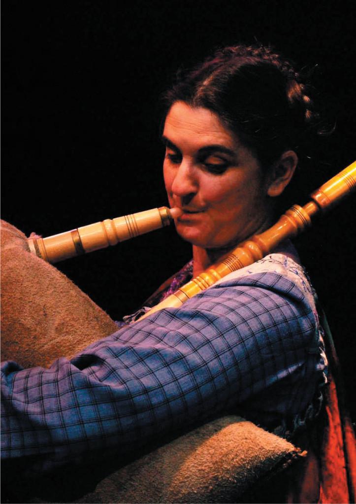 Il pifferaio magico, Compagnia Teatro paravento (Locarno)