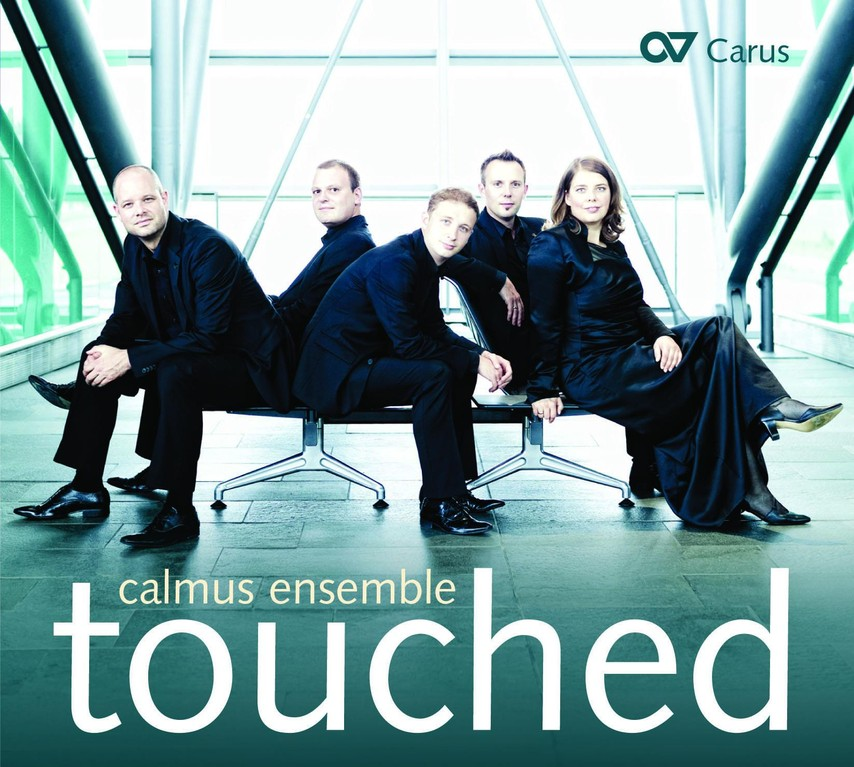 calmus ensemble / touched / mixing / mastering