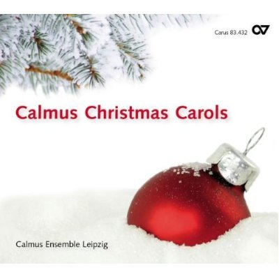 calmus ensemble / christmas carols  / recording / mixing / mastering