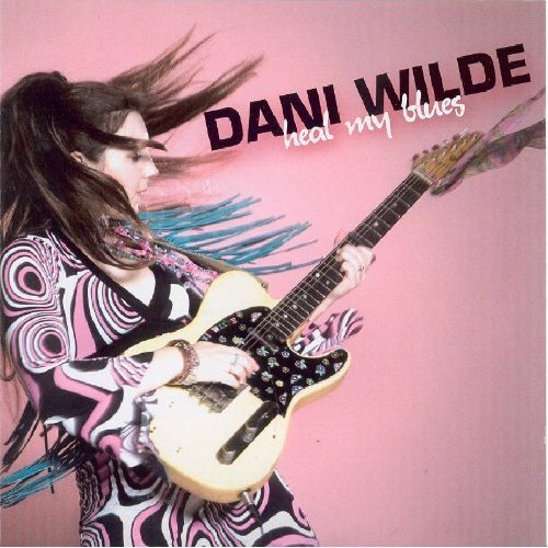 dani wilde / heal my blues / recording / mixing / mastering