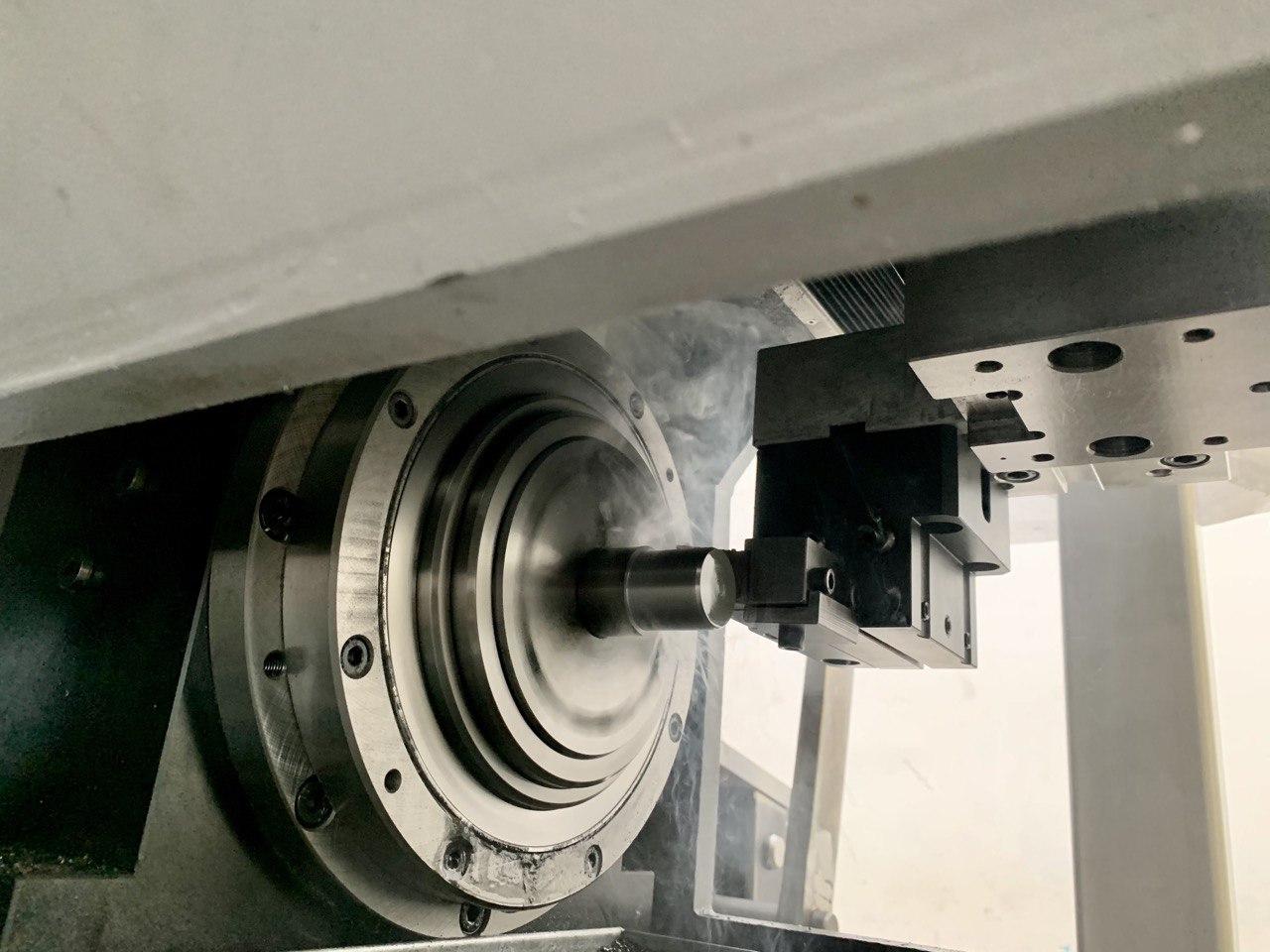 STANGOMAT   Innovative Stangenendenbearbeitungsmaschine vorgestellt