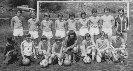 Junioren C Walliser Meister 1978