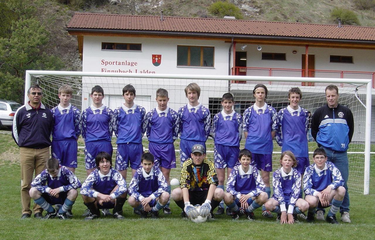 Junioren C 1.Grad 2003