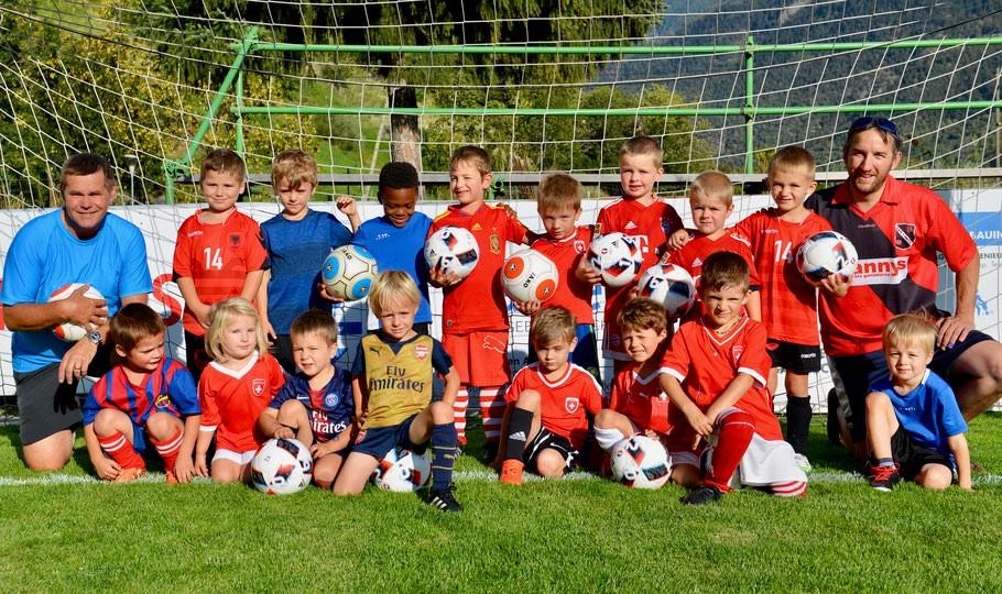 Fusballschule 2018