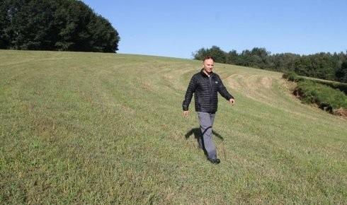 Guillaume Costanzo tel Atila sur les terres d'Oloron
