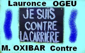 M. Lauronce contre les carrières au Bager - Le Futur Maire Marc Oxibar : CONTRE les projets de carrières au Bager d'Oloron.