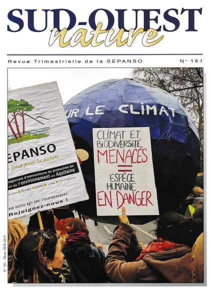 Les Eaux d'Ogeu-Les-Bains et les pollutions apportées par les projets de carrières sur les zones de protections. L'ACCOB et SEPANSO restent vigilantes.