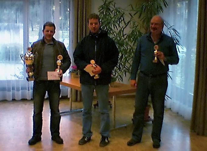 SF Pelikan Rapid-Open 2009,  Schmidt, Aumann, Deubelbeiss