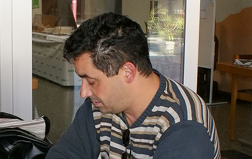 SF Pelikan Schach-Open 2009,  Michele Di Stefano