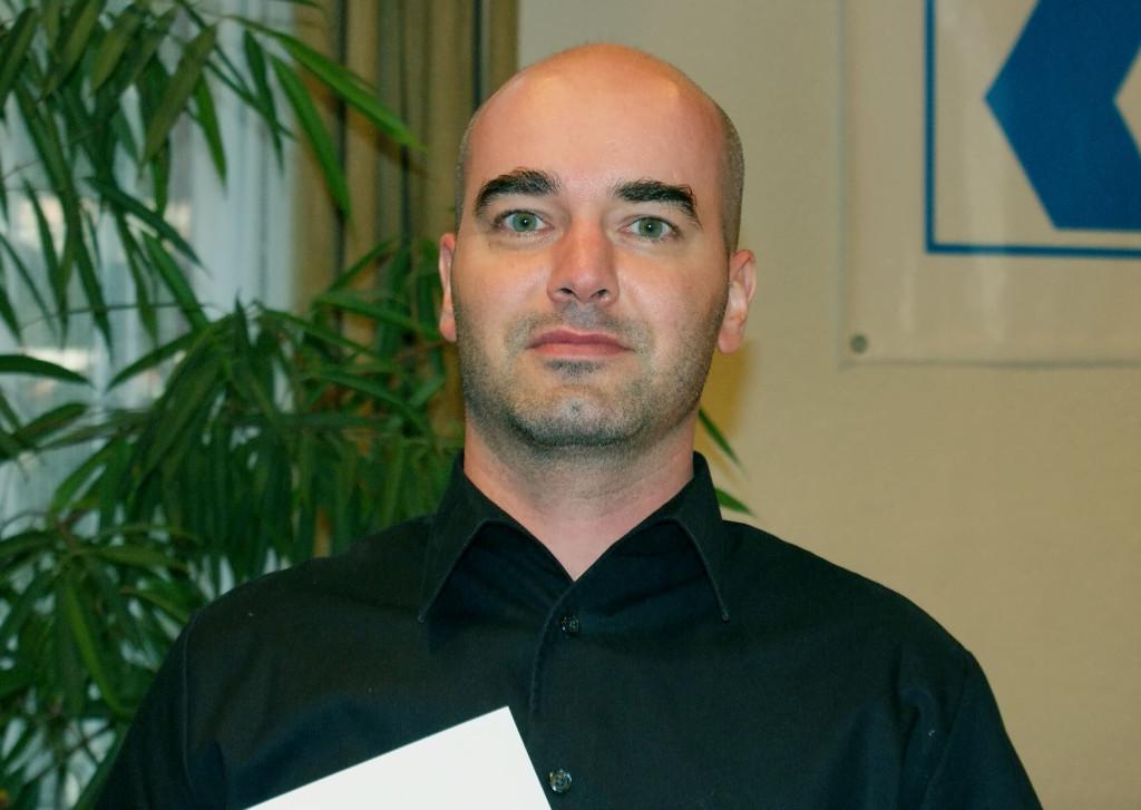 SF Pelikan Schach-Open 2009,  Philippe Häner