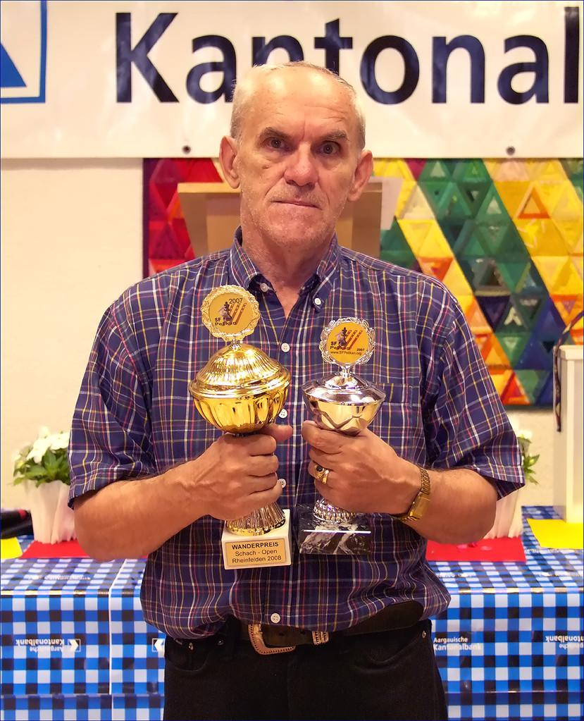 Bester Senior und Rang 1 - Vjekoslav Vulevic - Davos