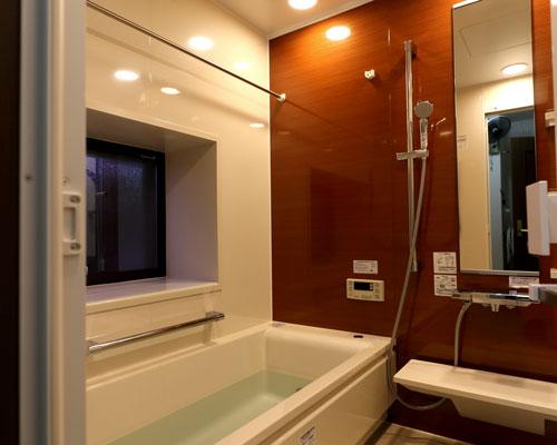 福津市 浴室洗面所リフォーム・窓交換・電動シャッター