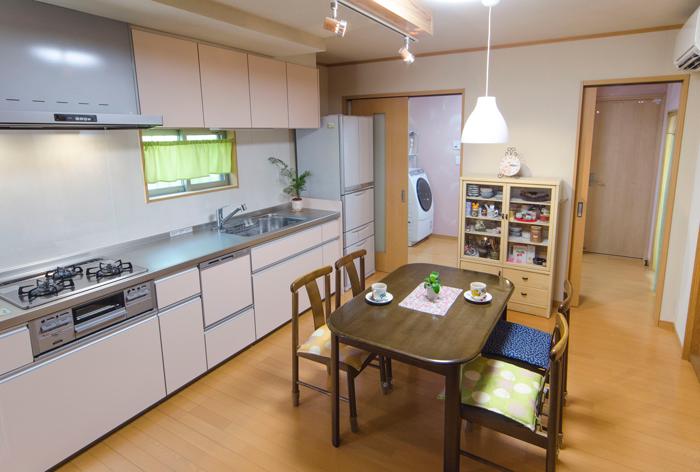 古賀市 全面リフォーム 増築 キッチン・浴室・洗面・トイレ・壁塗り替え