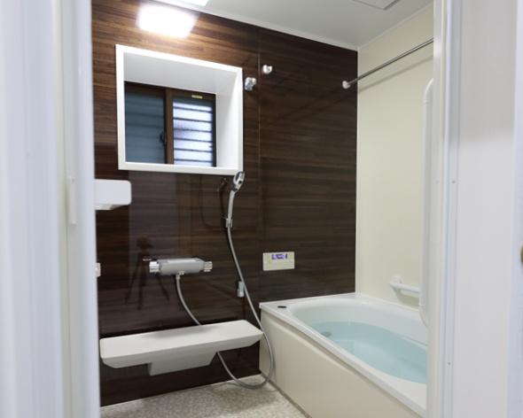 古賀市 浴室洗面トイレリフォーム・窓交換・配置変更