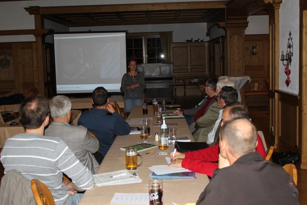 2013: SDW-Mitgliederversammlung in Sulzbach an der Murr