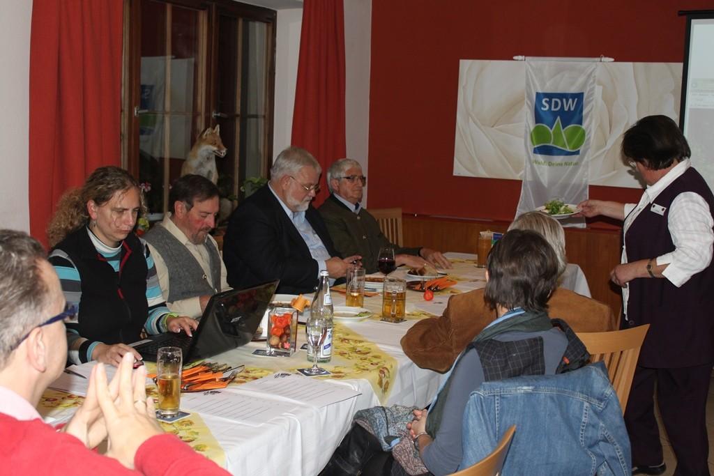 2012: SDW-Mitgliederversammlung in Lutzenberg