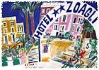 Hotel Zoagli, Alex Zürcher