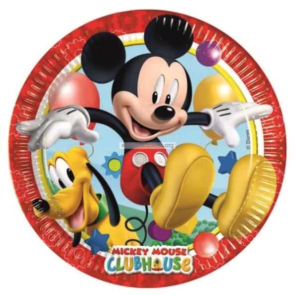 Набор для дня рождения в стиле Микки Маус