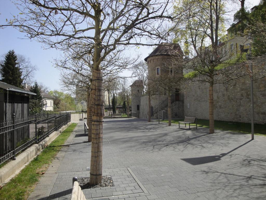Promenade am Unteren Wall